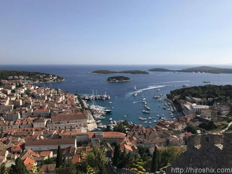 クロアチア青の洞窟ツアー!アドリア海をスピードボートで駆け抜けてきました!