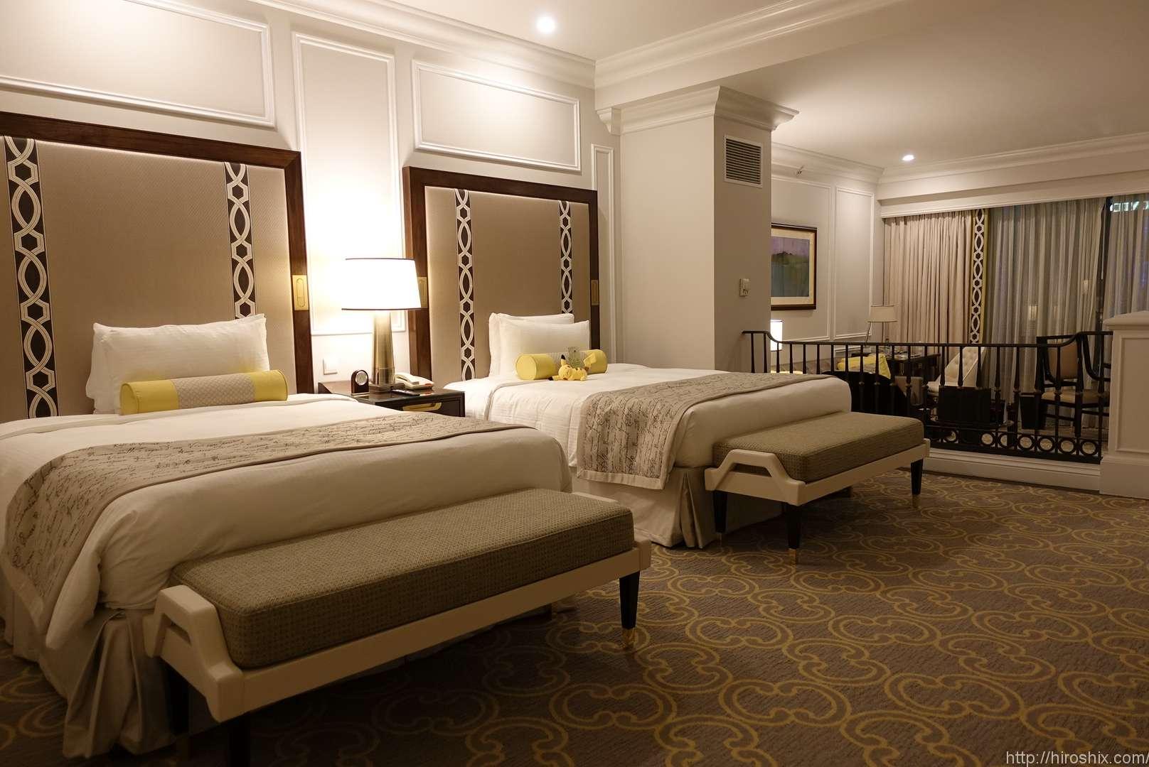 ザ・ヴェネチアン・マカオ・リゾートホテル宿泊記。カジノとレストラン、プールにゴンドラも!!