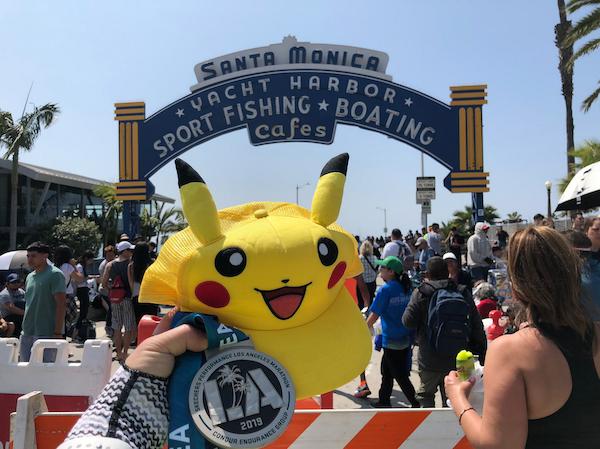 ロサンゼルスマラソン2019に参加したブログ。コースはどう?結果は?