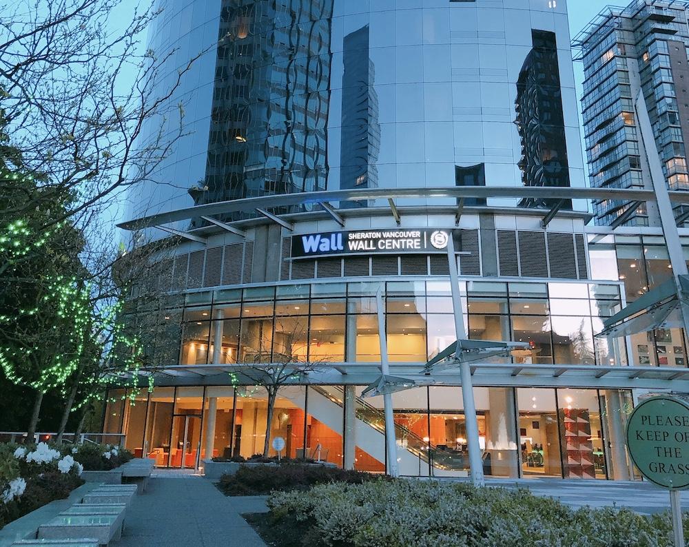 シェラトンバンクーバーウォールセンターホテルに泊まりました。朝食、ラウンジ、アメニティは?【カナダ・宿泊記】
