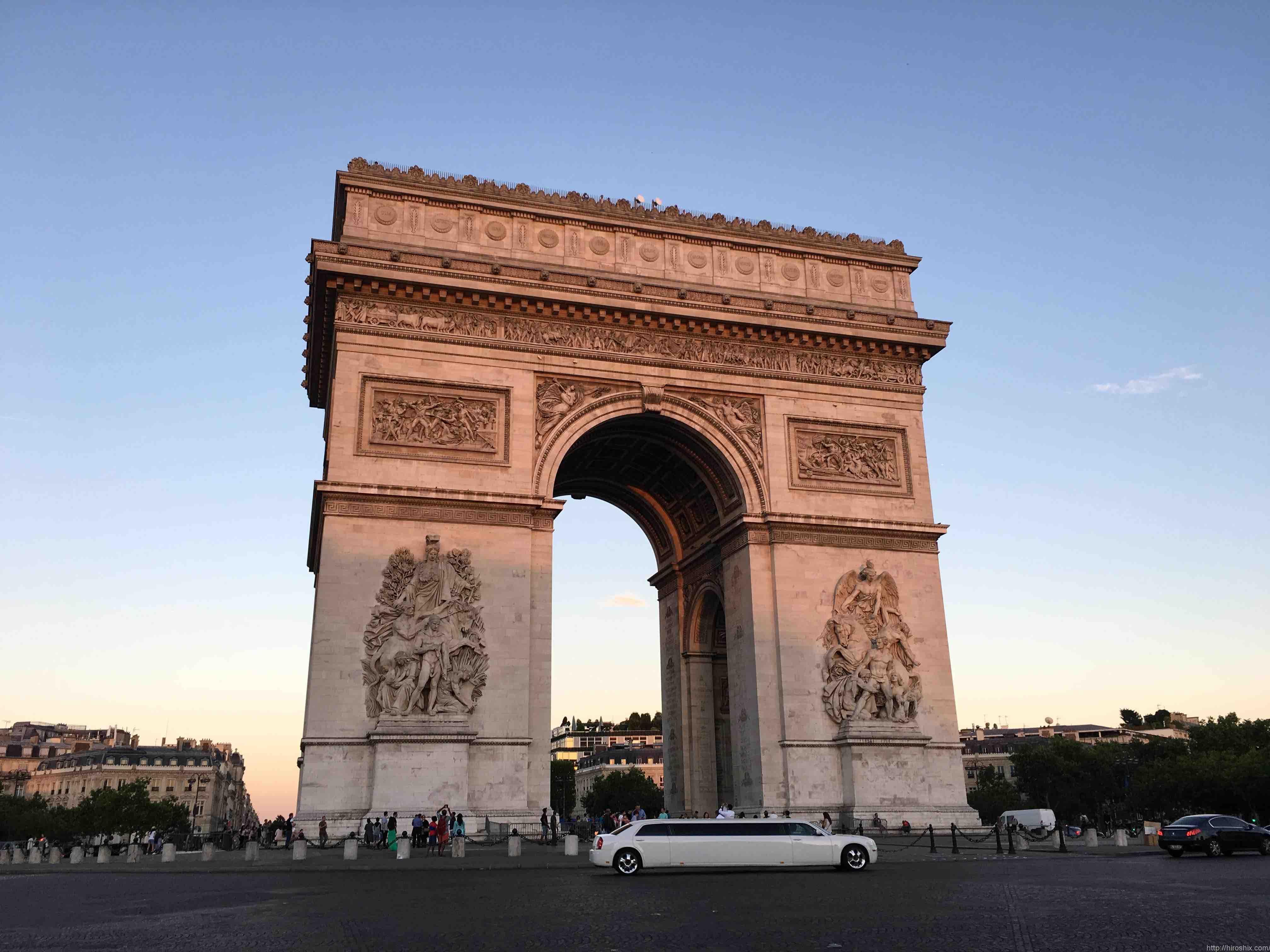 初めてのパリ。初めてのヨーロッパ旅行【フランス旅行2016】