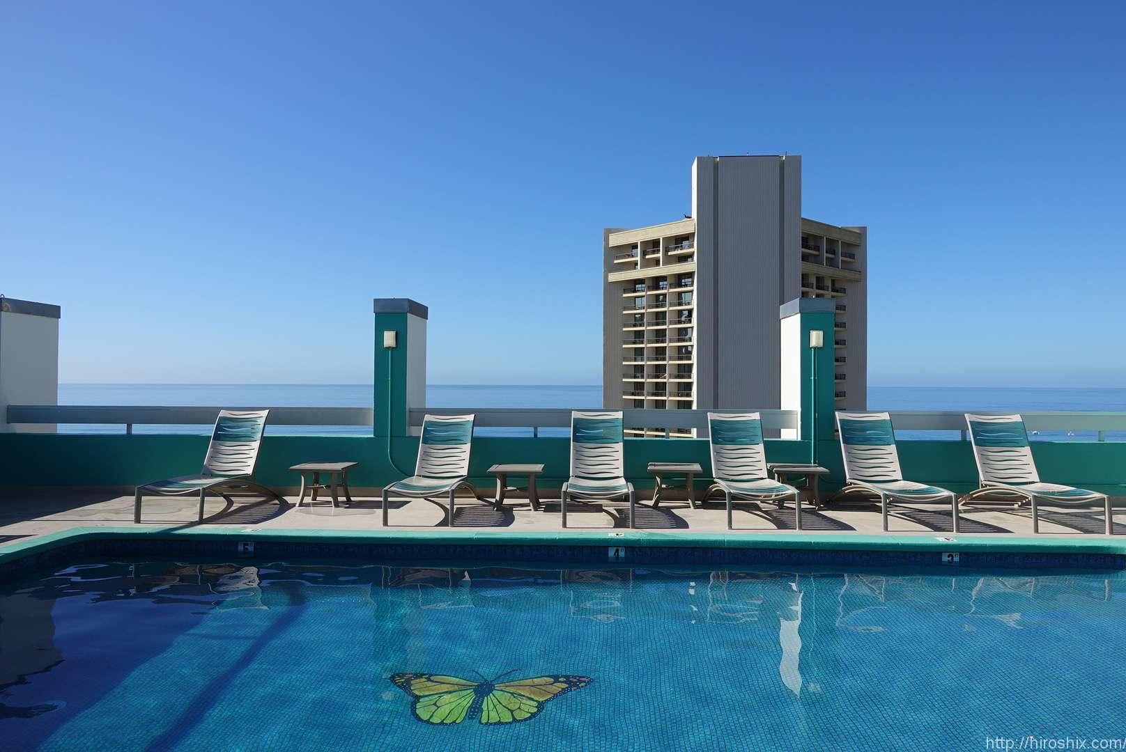 ハワイ・ワイキキのコンドミニアム、アクア・パシフィックモナーク宿泊記【ハワイ旅行2017】