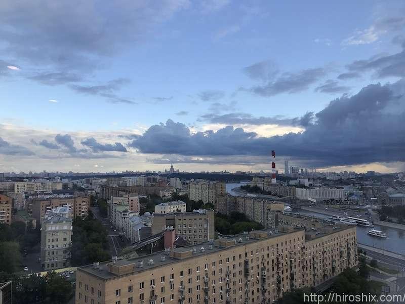 AZIMUTホテルスモレンスカヤモスクワ・ホテル宿泊記【ロシア旅行2018】