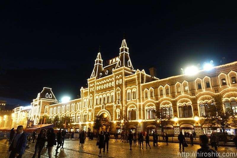 モスクワ赤の広場とクレムリン観光【ロシア旅行2018・世界遺産】