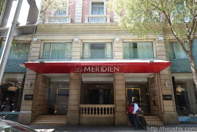 ルメリディアンバルセロナホテルに泊まりました!【宿泊記・スペイン旅行2018】