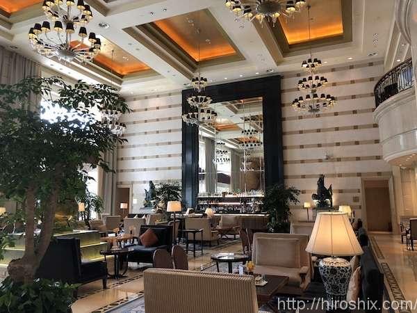セントレジス北京(The St. Regis Beijing)宿泊記【中国・北京の高級ホテル】