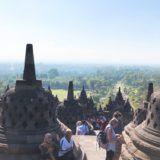 【世界遺産】ボロブドゥール寺院遺跡現地ツアー。英語できなくてもOK【ジャワ島・ジョグジャカルタ・インドネシア旅行】