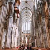 ケルン大聖堂へ!世界最大級のゴシック建築。フランクフルトから日帰り旅行【世界遺産・ドイツ】