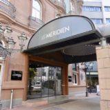 ル メリディアン フランクフルト(Le Meridien Frankfurt)宿泊記。駅近の便利な高級ホテル【ドイツ旅行】