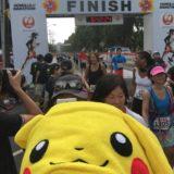 ホノルルマラソン2014参加レポ。ピカチュウ、ハワイで低体温にやられるの巻