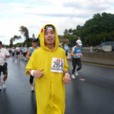 ホノルルマラソン2008参加レポ。人生初のフルマラソンをピカチュウの仮装で参戦!
